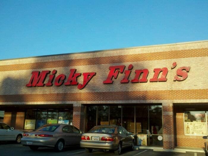 Social Spots from Micky Finn's