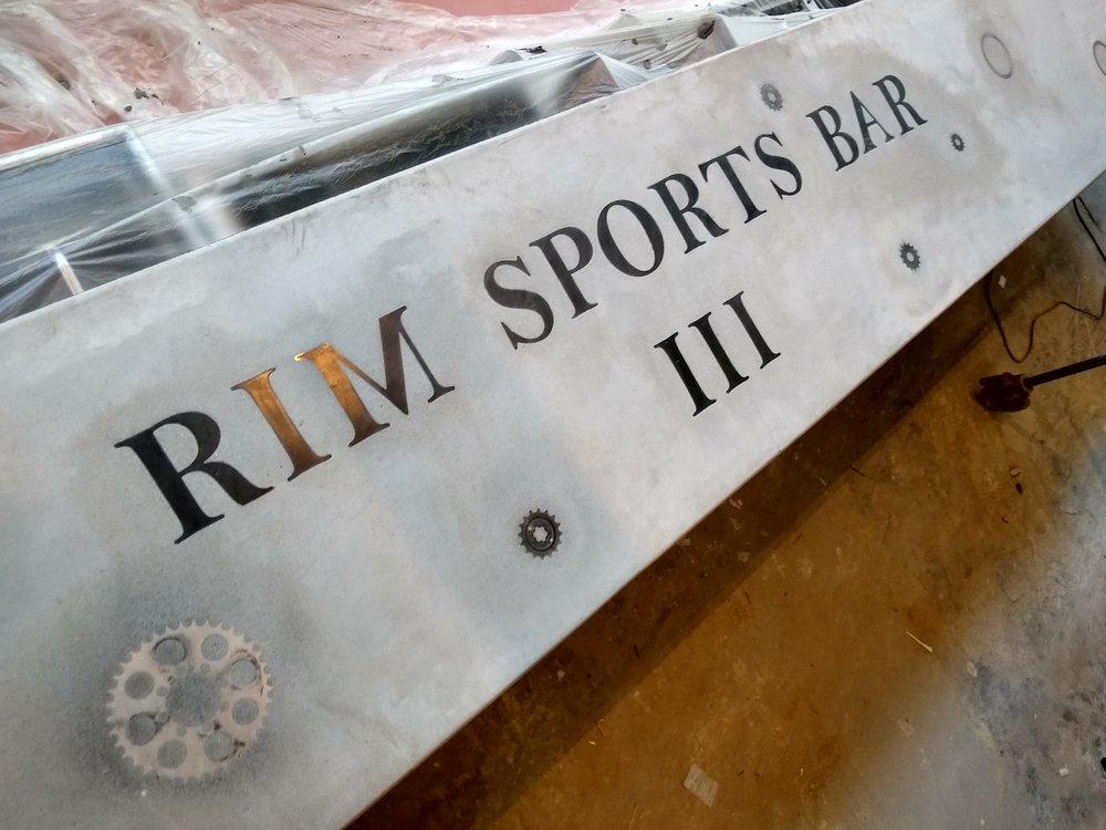 Rim Of The World Sports Bar: 23459 crest forest Dr, Crestline, CA