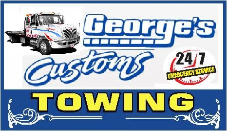 George's Custom Towing: 2325 Whiteford Rd, Whiteford, MD