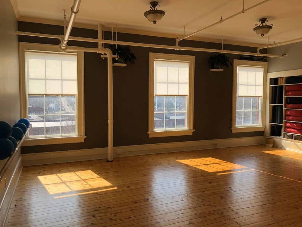 Yoga Center of Collinsville: 10 Front St, Collinsville, CT