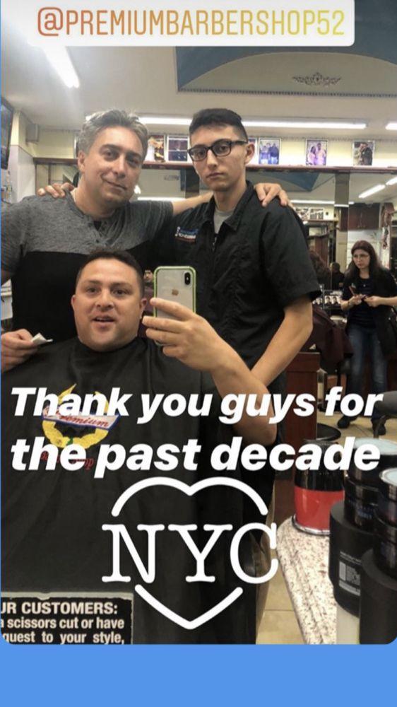 Premium Barber Shop: 299 E 52nd St, New York, NY