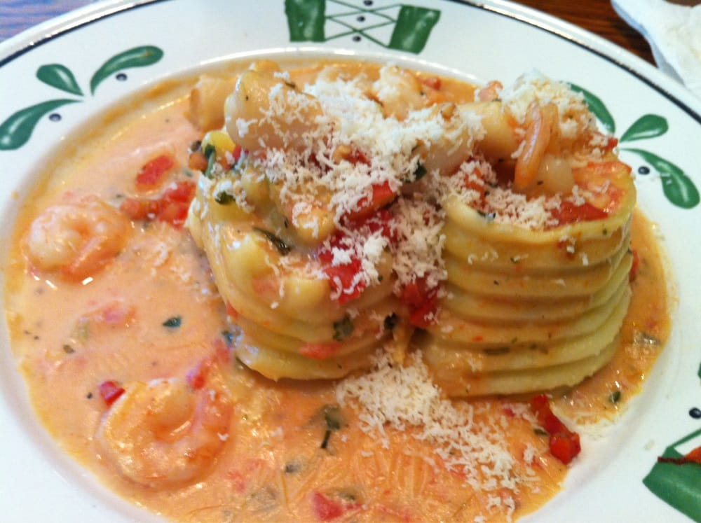 Photo Of Olive Garden Italian Restaurant   Whittier, CA, United States.  Sicilian Seafood