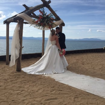 Photo Of Lake Front Wedding Events South Tahoe Ca United States