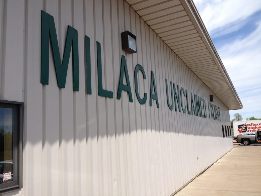Milaca Unclaimed Freight Furniture Stores 11556 160th