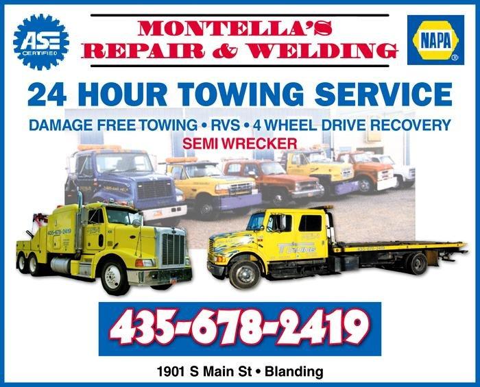 Montella's Repair: 1901 S Main St, Blanding, UT