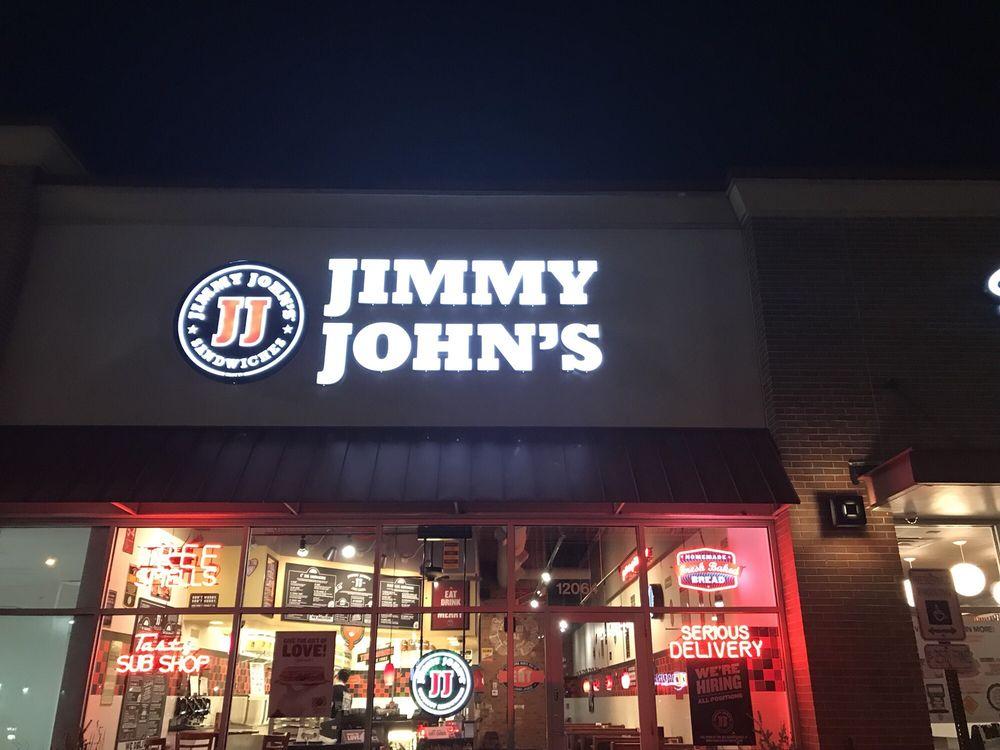 Jimmy John's: 12064 S Cicero Ave, Alsip, IL