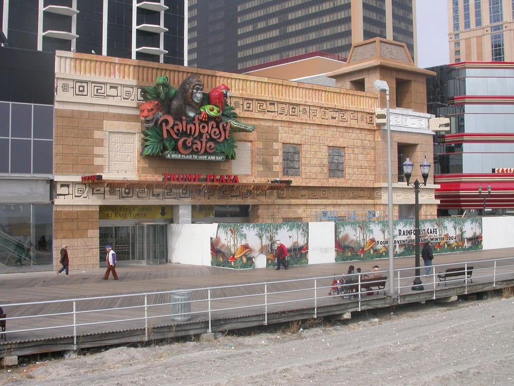 Rainforest Cafe Atlantic City Reservations