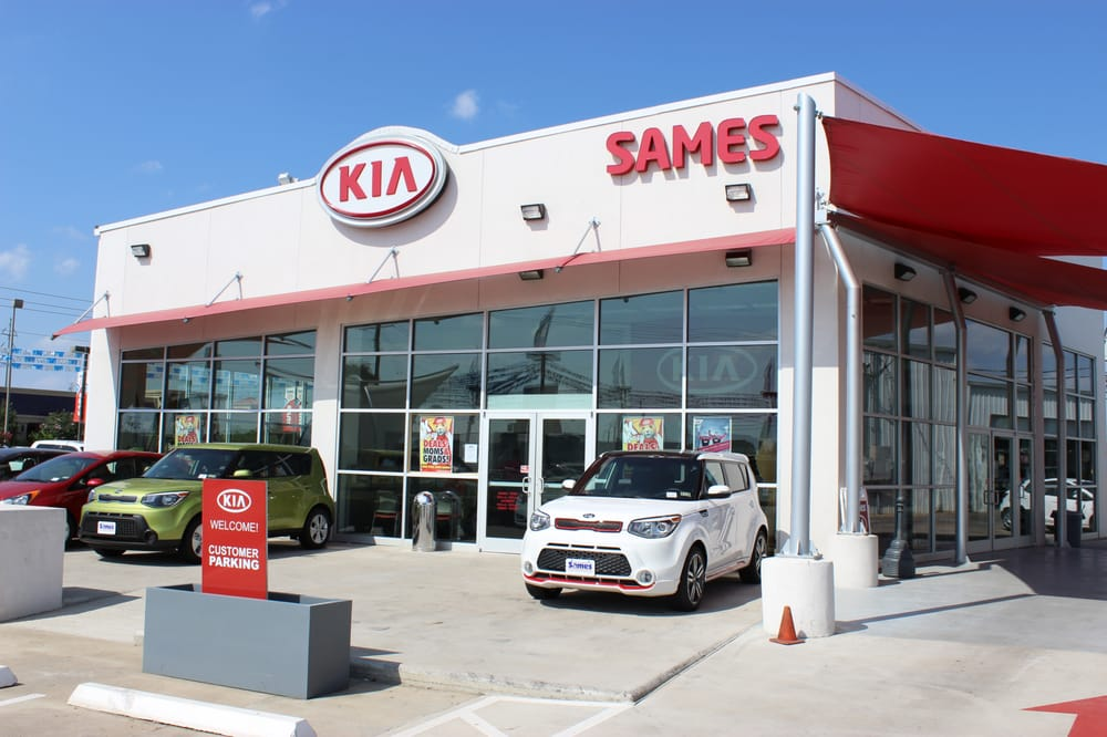 Sames Kia - Car Dealers - 6621 San Dario Ave, Laredo, TX - Phone Number - Yelp