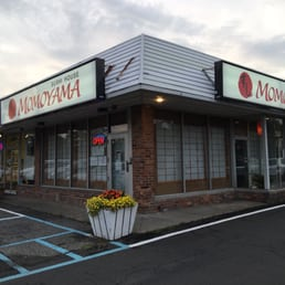 Momoyama Sushi House - Nanuet, NY, United States. Entrance