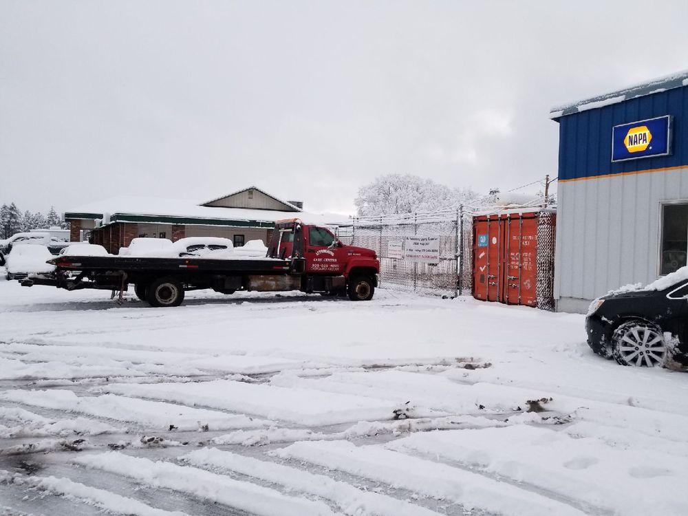 NAPA Auto Parts - Automotive Care Center Of Overgaard: 2828 Highway 260, Overgaard, AZ