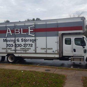 Photo Of Able Moving Storage Manas Va United States