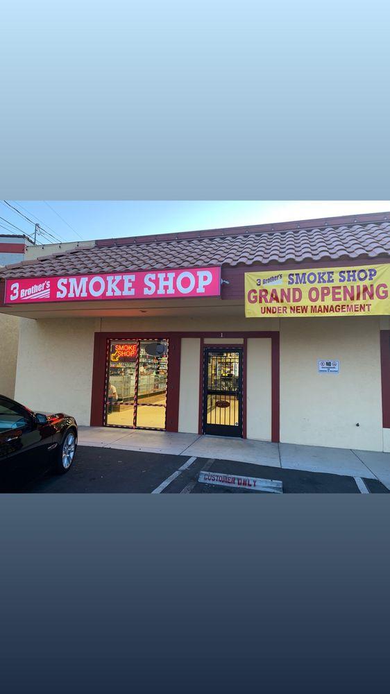 3 Brothers Smoke Shop: 3950 Cambridge Rd, Cameron Park, CA