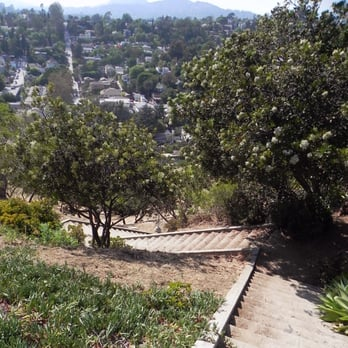 Photo Of Baxter Stairways   Los Angeles, CA, United States. The Stairs And