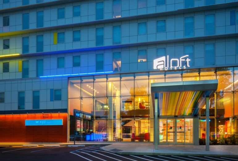 Aloft New York LaGuardia Airport: 100 15 Ditmars Blvd, East Elmhurst, NY