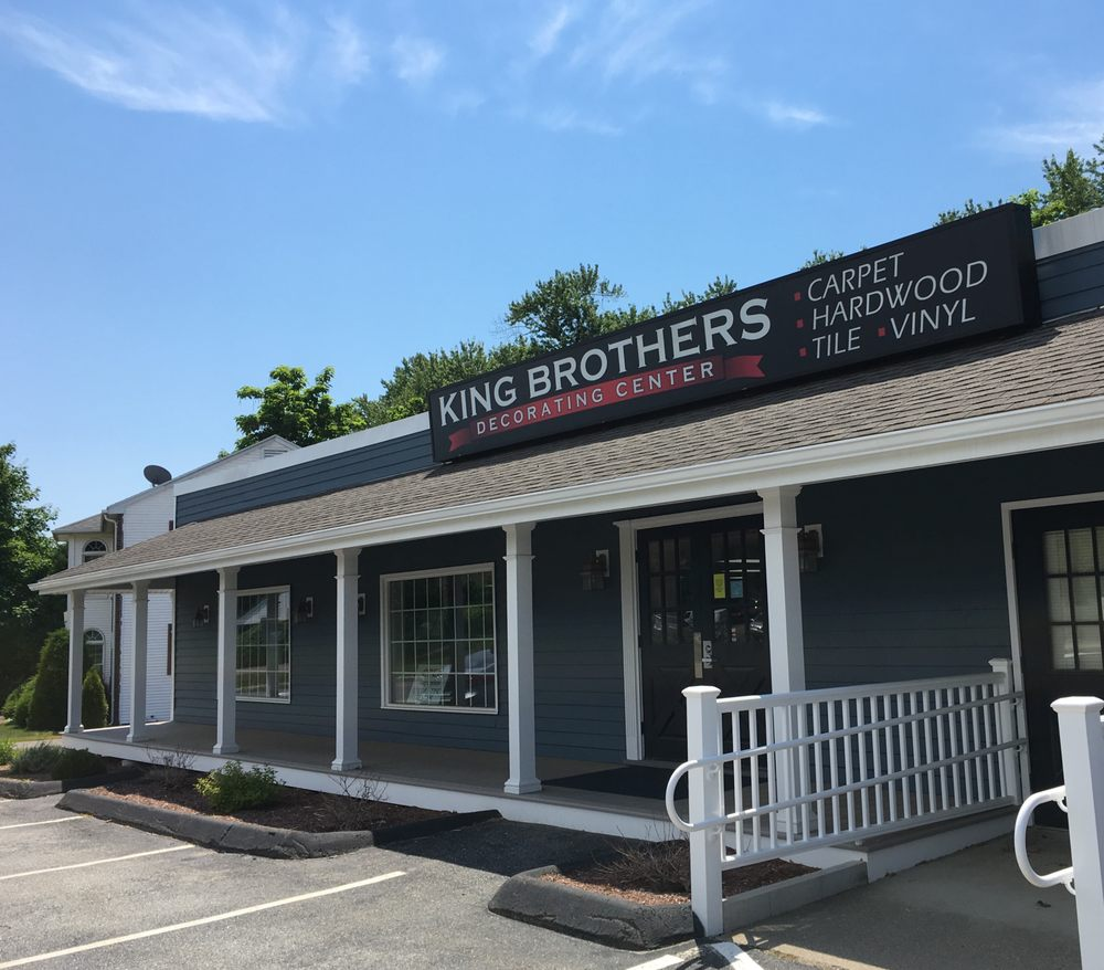 King Brothers Decorating Center: 615 College Hwy, Southwick, MA