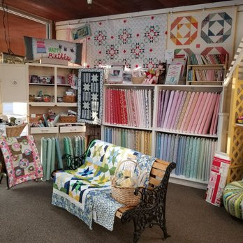 The Granary Quilt Shop Fabric And Samples Yelp