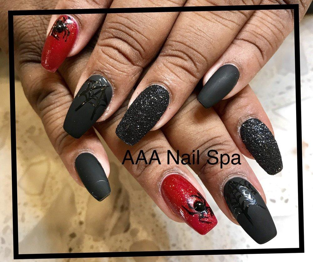 AAA Nail Spa: 99 Florisaant Oaks Shopping Ctr, Florissant, MO