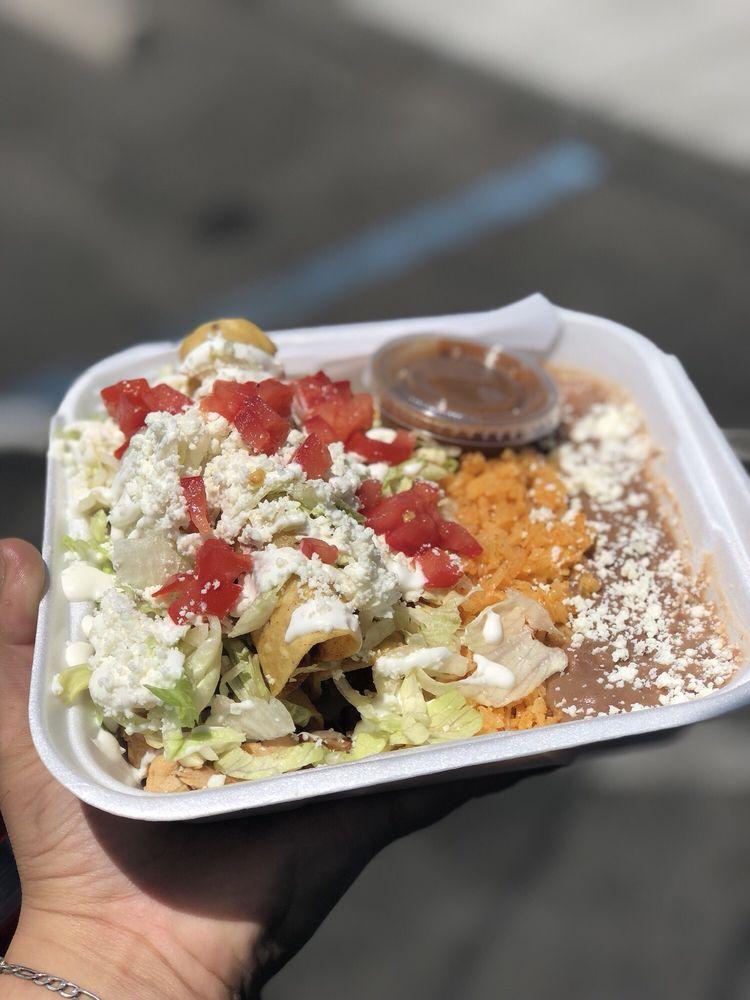 Tacos Jessica #2: 6728 Franklin Blvd, Sacramento, CA