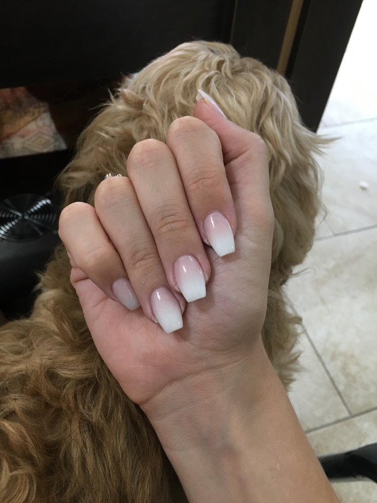 Ballerina style with ombré color - Yelp