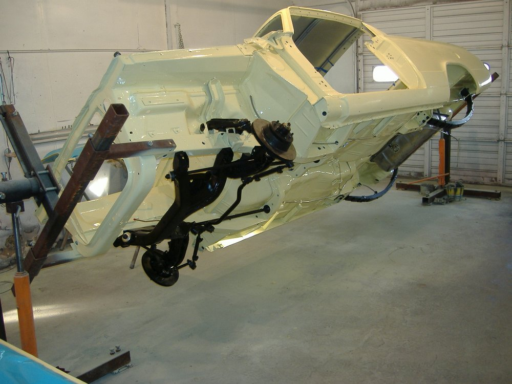 1966 Plymouth Barracuda Formula S - Yelp