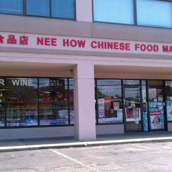 Nee How Chinese Food Market North Olmsted