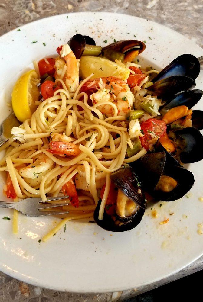 19 99 Ulysses Seafood Pasta