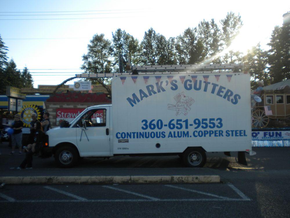 Mark's Gutters Inc: 7501 49th Dr NE, Marysville, WA