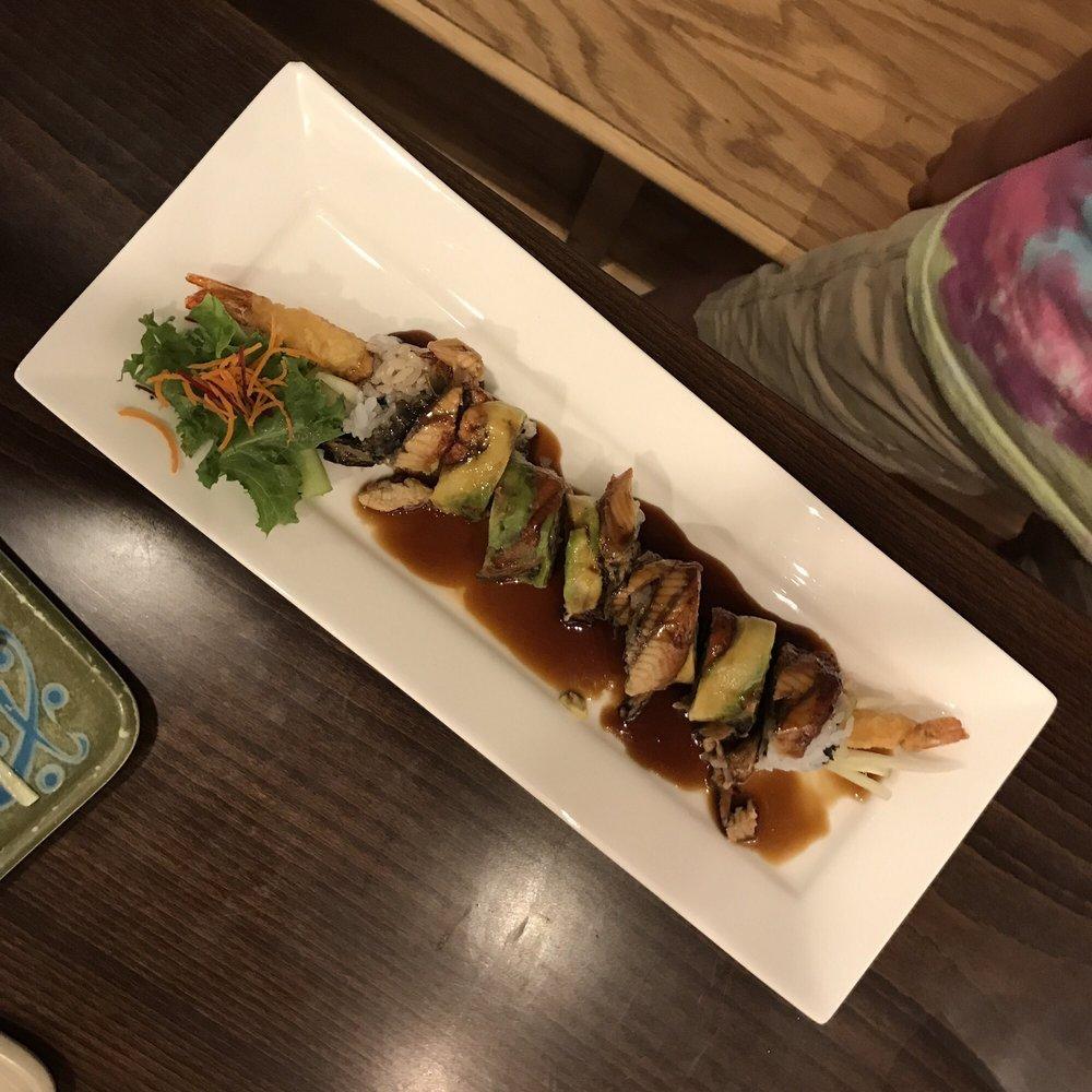 Food from Singo Sushi