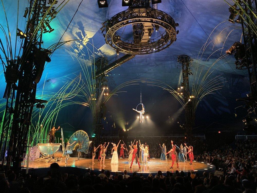 Cirque du Soleil - Amaluna