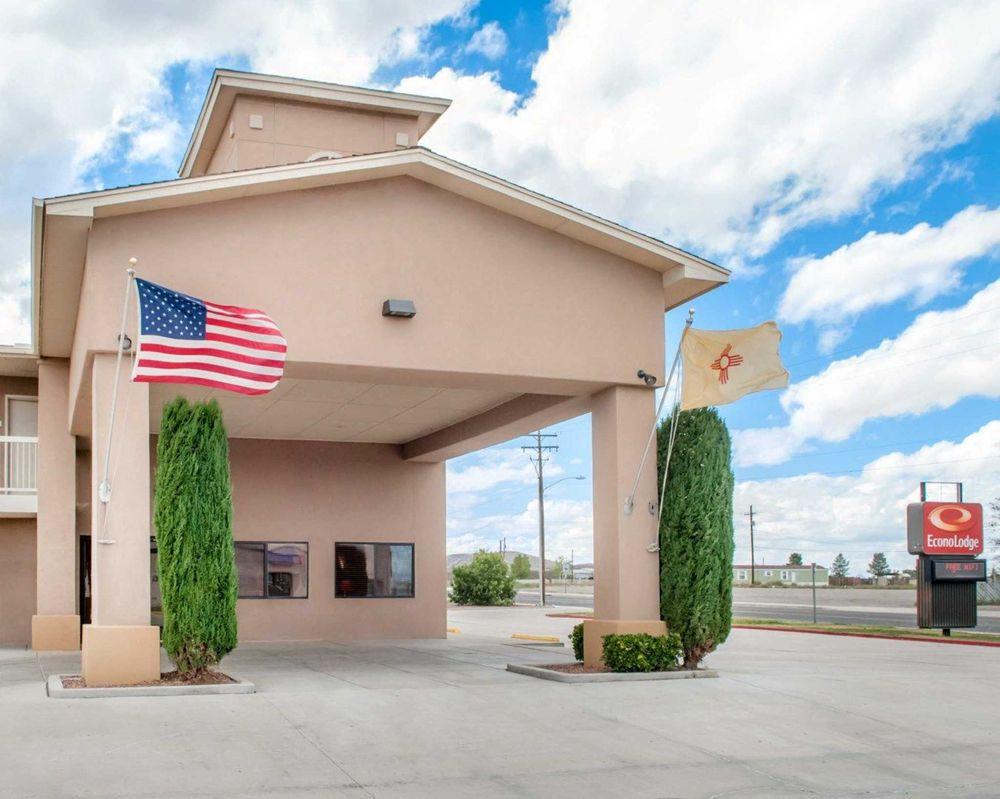 Econo Lodge Lordsburg I-10: 1408 South Main St, Lordsburg, NM