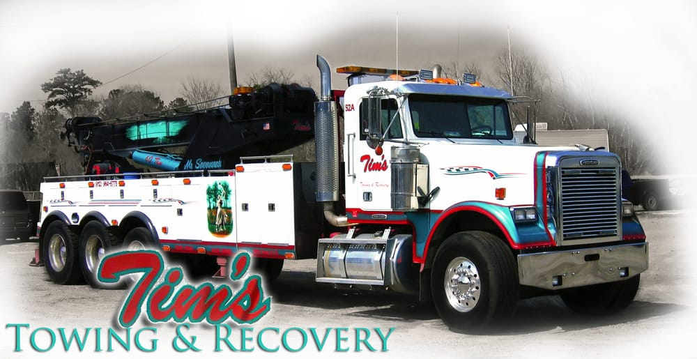 Towing business in Port Wentworth, GA