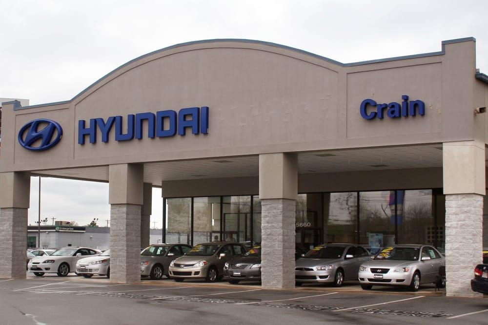 crain hyundai north little rock car dealers north little rock ar yelp. Black Bedroom Furniture Sets. Home Design Ideas