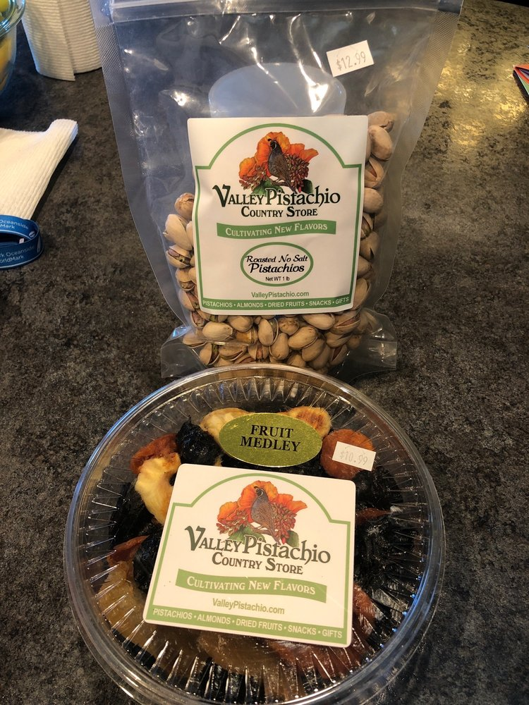 Valley Pistachio Country Store: 20865 Ave 20, Madera, CA