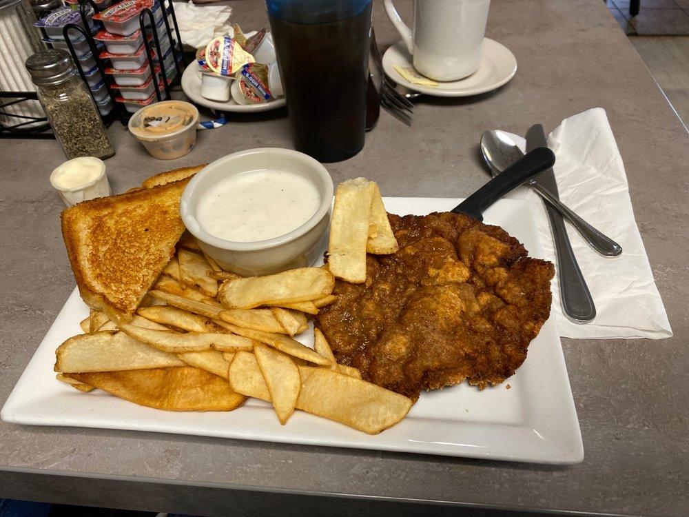 Miss Kitty's Cafe: 2110 E Wyatt Earp Blvd, Dodge City, KS