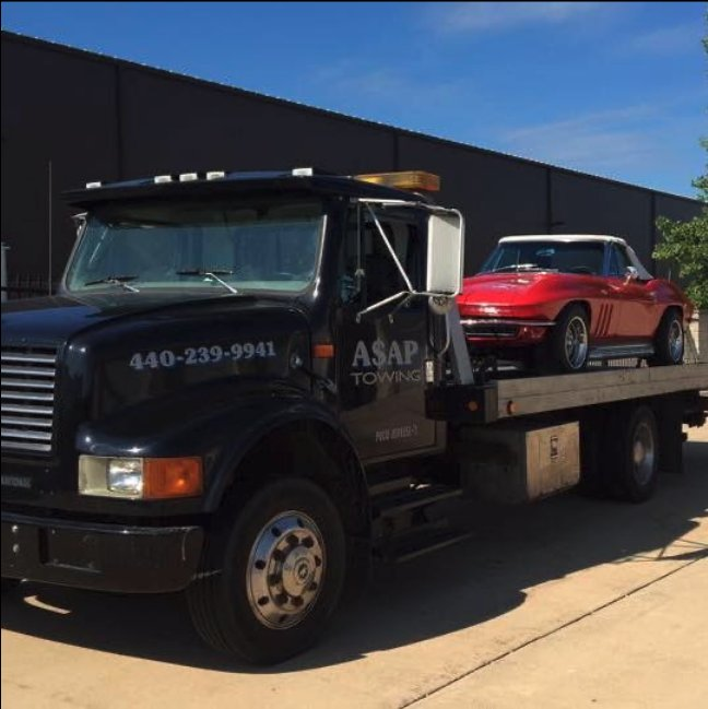 Towing business in Cleveland, OH