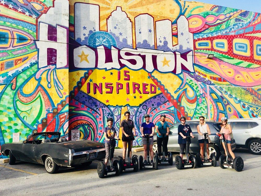Segway Tours of Houston: 501 Texas Ave, Houston, TX