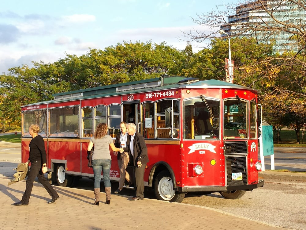 Trolley Tours Cleveland Oh