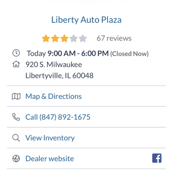 Liberty Auto Plaza - 48 Photos & 105 Reviews - Car Dealers
