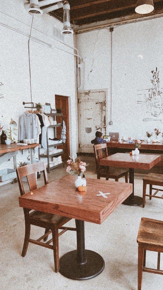 Gathering Coffee Co.: 2831 E Grand Blvd, Detroit, MI
