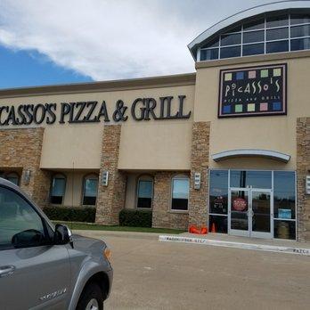 Picasso Restaurant Dallas Tx Menu