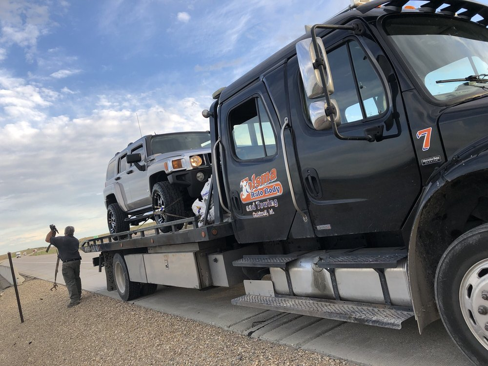 Tolsma Auto Body & Towing: 211 Evans St, Caldwell, ID