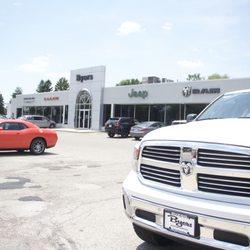 Byers Chrysler, Jeep, Dodge, Ram - 11 Photos & 28 Reviews