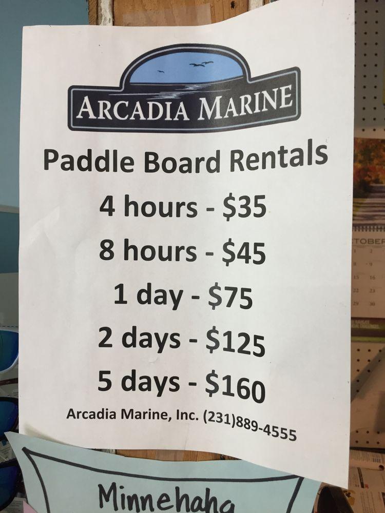 Arcadia Marine: 17073 Northwood Hwy, Arcadia, MI