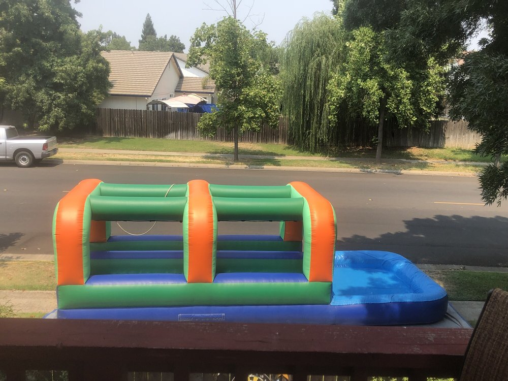 Angel's Party Jumpers: Plumas Lake, CA