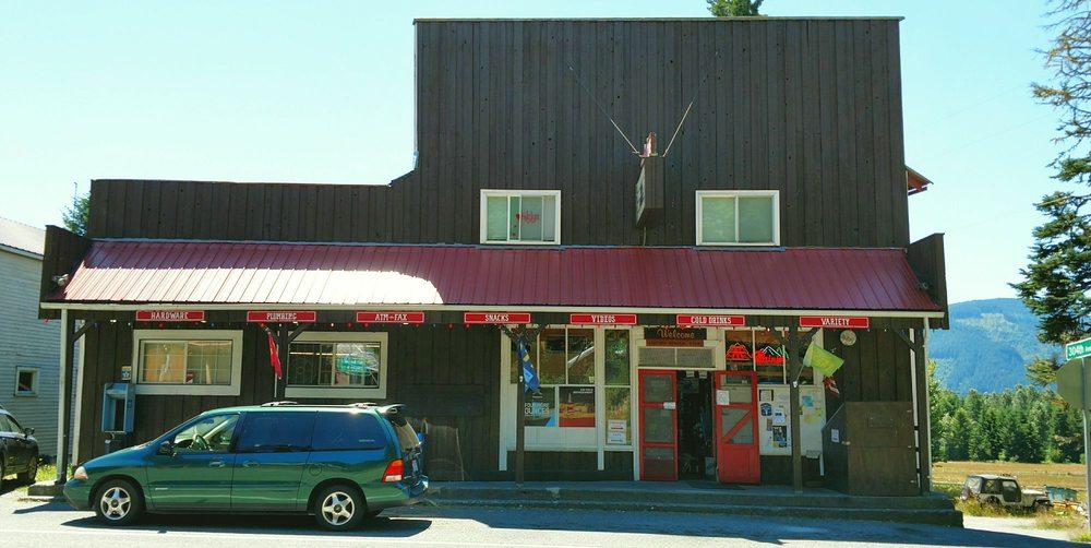 Ashford General Store: 706 E, Ashford, WA