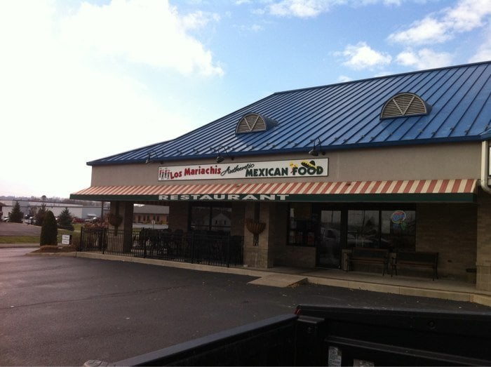 Los Mariachis #2: 200 N Plaza Blvd, Chillicothe, OH