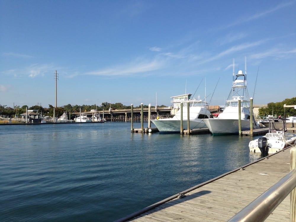 Waterfront Restaurants In Wrightsville Beach Nc