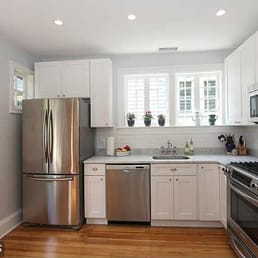 Cabinets Silver Spring  Photo of Cabinets Depot - Silver Spring, MD, United States. Shaker white cabinet