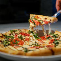 Photo Of Cafe Del Sol Winchester Va United States Margherita Pizza