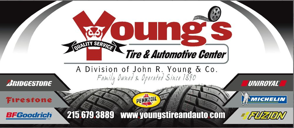 Young's Tire & Auto: 700 Long Aly, Pennsburg, PA